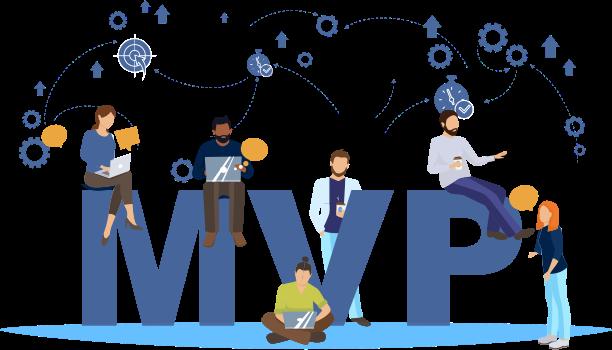 MVP illustration
