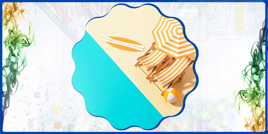 Crisp Beach doodle image by TheCodeWork
