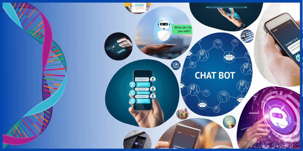 Chat bots used by healthtech companies