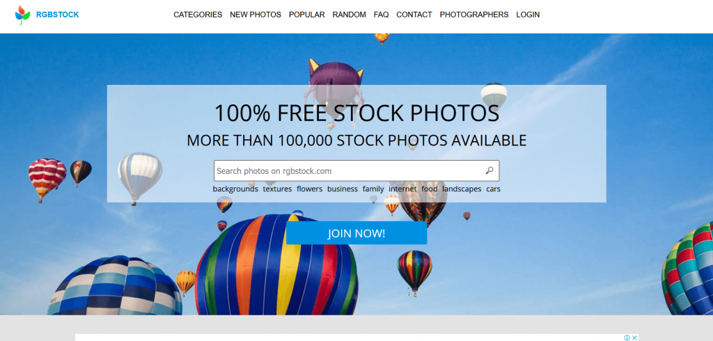 stock image free resources by rgbstock