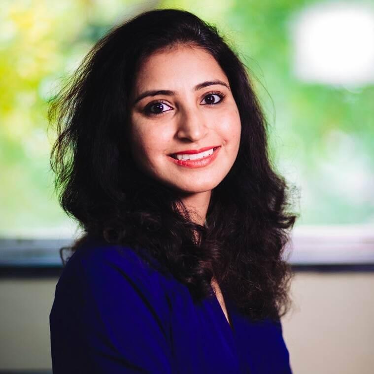 Co-founder of Daftar Sunanda Verma Bhatta