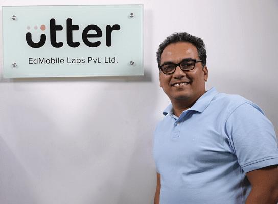 co-founder of UtterApp Ninad Vengurlekar