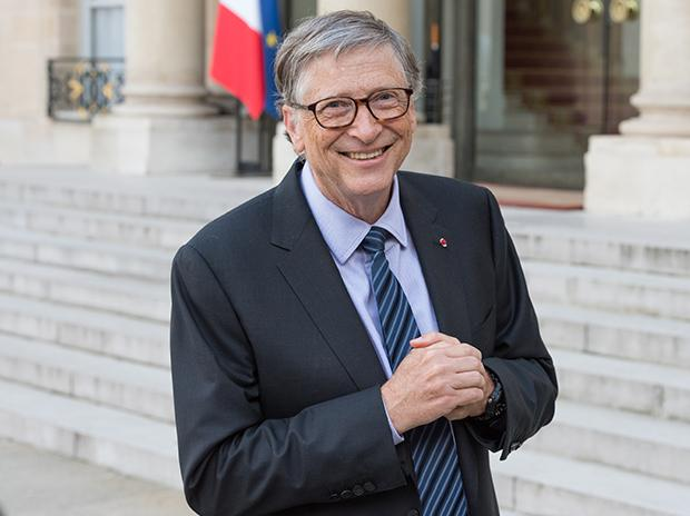 Bill Gates CEO of Microsoft