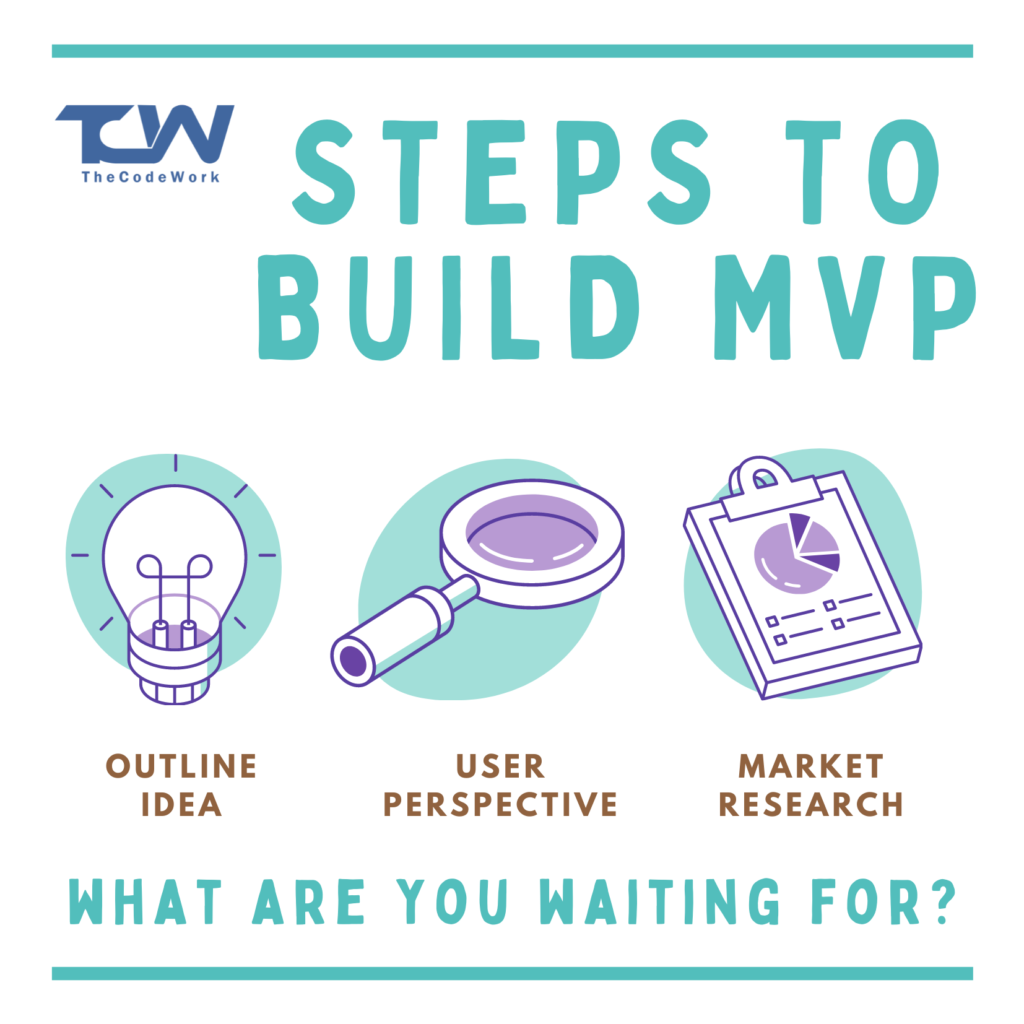 Steps to build your own MVP