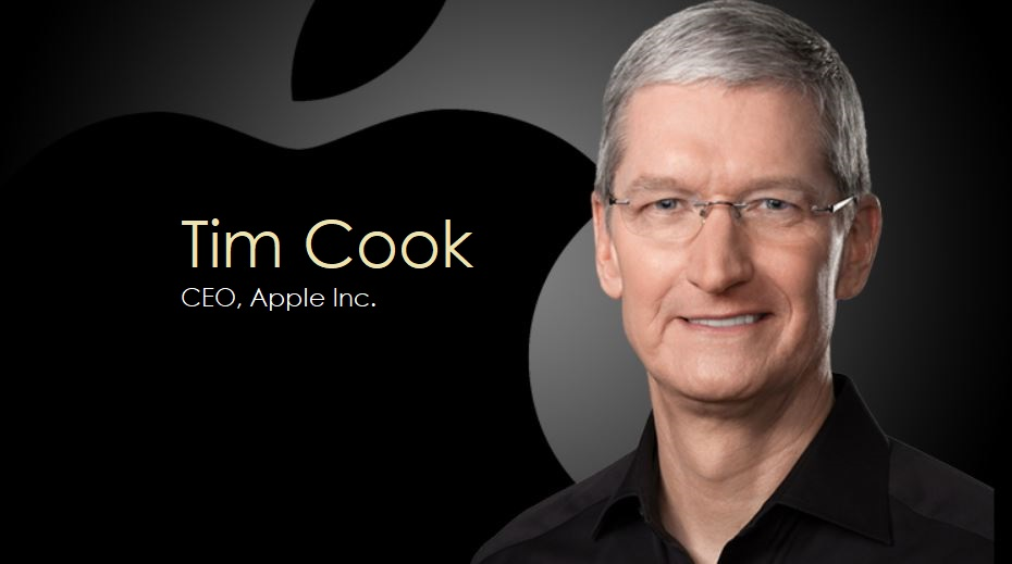 Tim Cook (CEO - Apple)