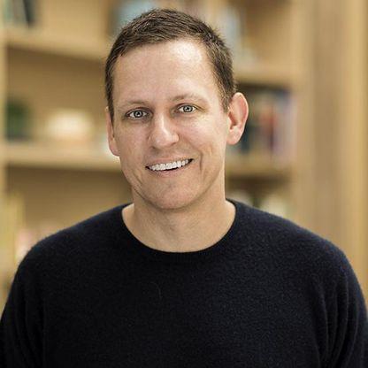 Peter Thiel (CEO - PayPal)