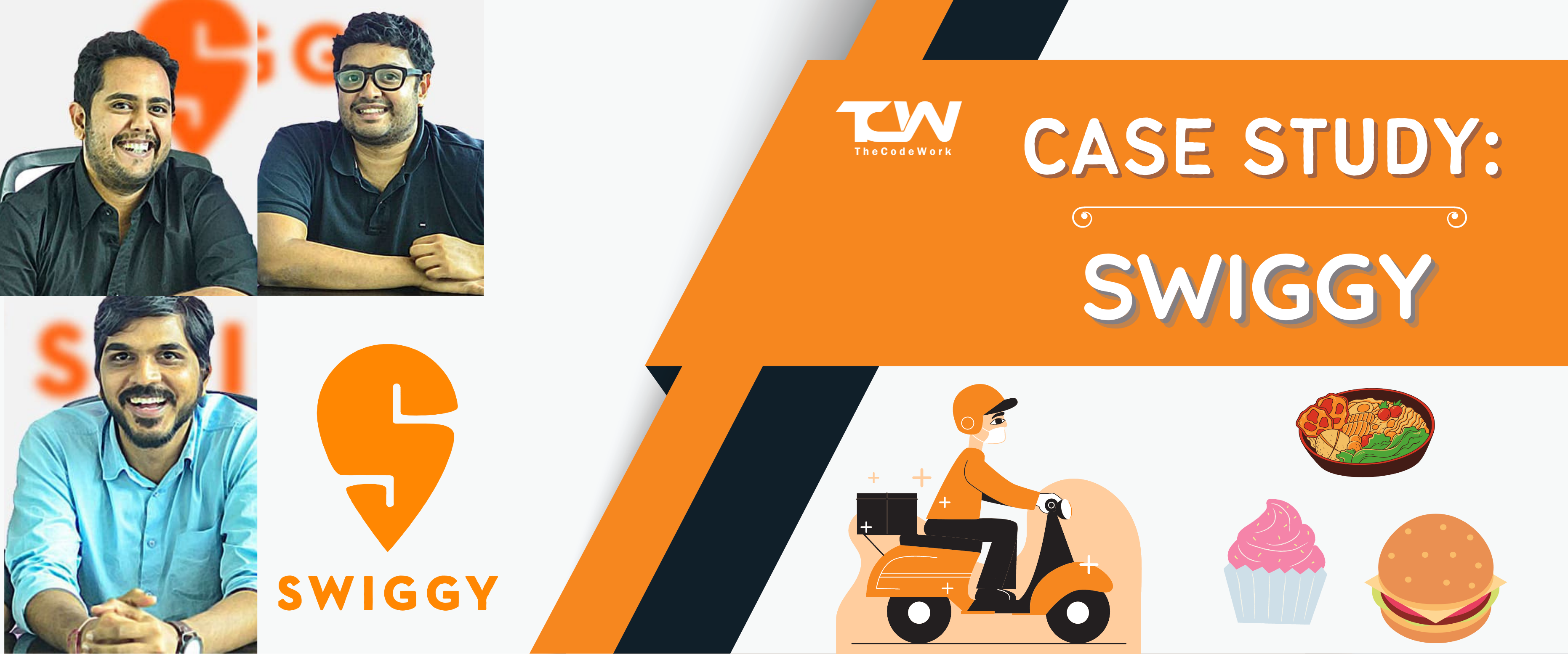 A case study on the food delivery platform – Swiggy