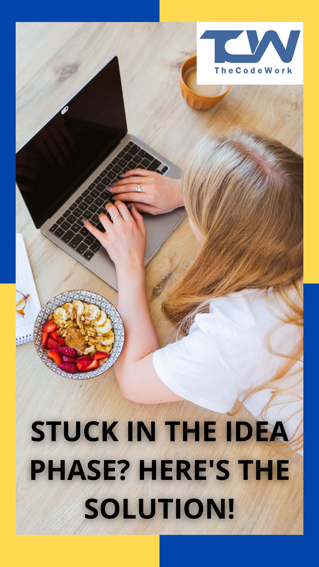 Stuck in the Idea Phase? Here's the Solution!